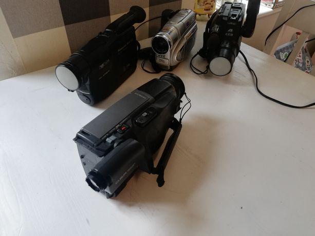 stare kamery 4 sztuki