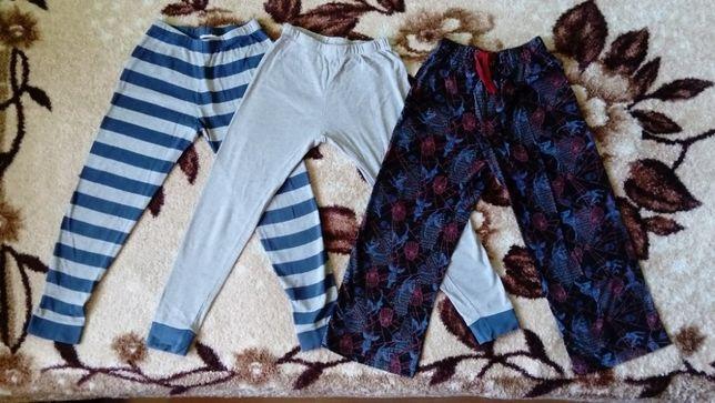 Spodnie piżamowe 128