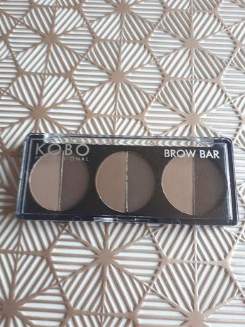 NOWA paleta cieni do brwi Kobo Brow Bar