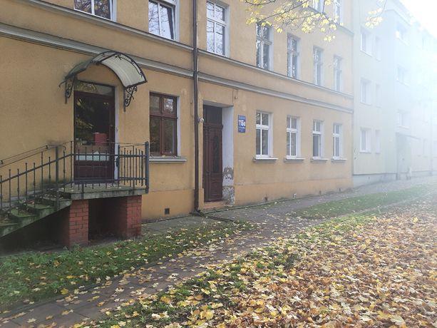 Trzypokojowe mieszkanie Gdańsk - Wrzeszcz na biouro lub usługi.