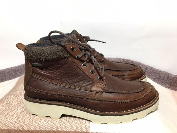 Мужские кожаные ботинки Clarks , Red Wing Shoes