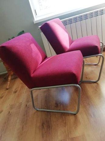 Krzesła z lat 70