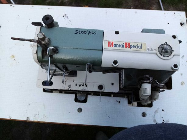 Maszyna przemysłowa 12 igłowa kansai specjal