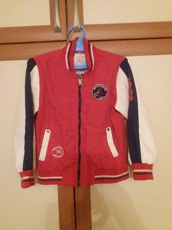 Бомбер куртка ветровка Glo Story рост 104 мальчику.