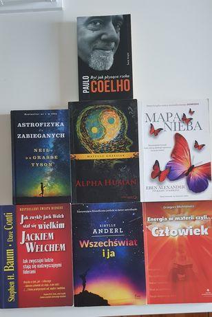 Ksiazki Psychologia, Duchowość, Astrofizyka, Biznes