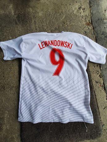 Koszulka Lewandowski używana