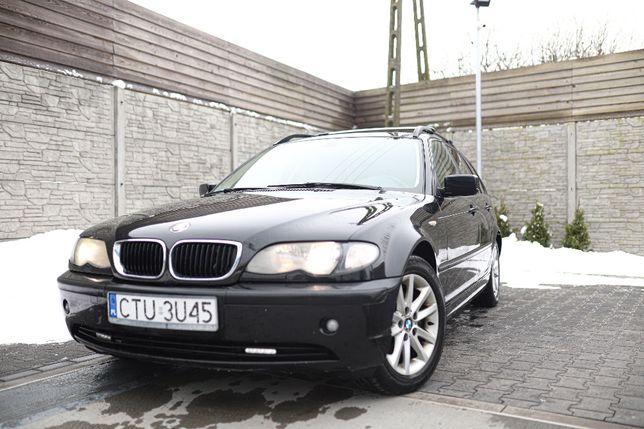 BMW E46 318i Lift Kombi Touring LPG automat szyberdach xenon