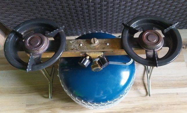 Kuchenka gazowa turystyczna, butla gazowa turystyczna 2kg