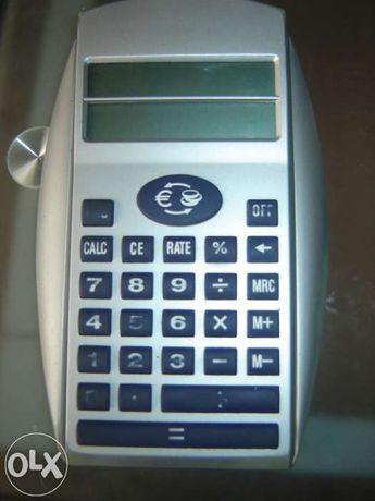 Calculadora c/ conversor