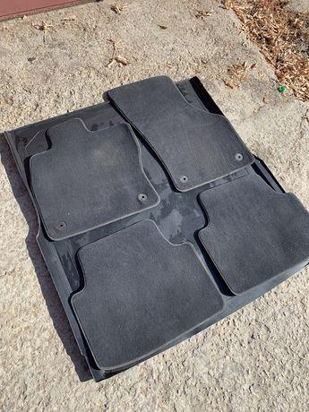 Оригинальные коврики Passat b8 Коврик в багажник