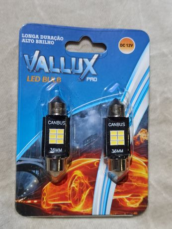 Led vallux canbus 36mm