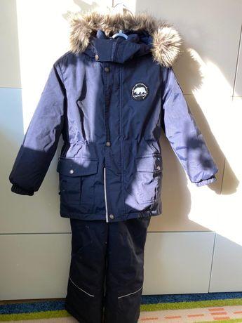 Детская куртка, парка, комбинезон, полукомбинезон Lenne+подарок