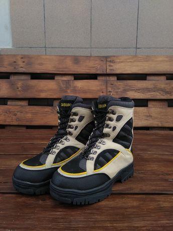 Демисезонные ботинки для активного отдыха