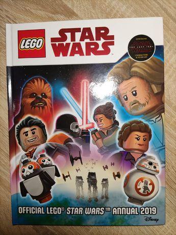 The LEGO STAR WARS: Official Annual 2019 Книга с заданиями на английск
