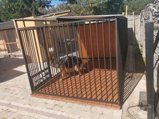 Kojec dla psa 5x2 m Kojce dla psów