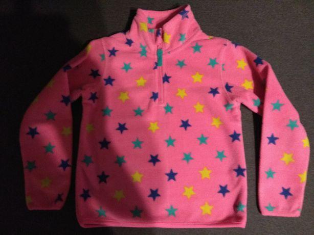 Bluza bluzy polar rozmiar 110 3 sztuki