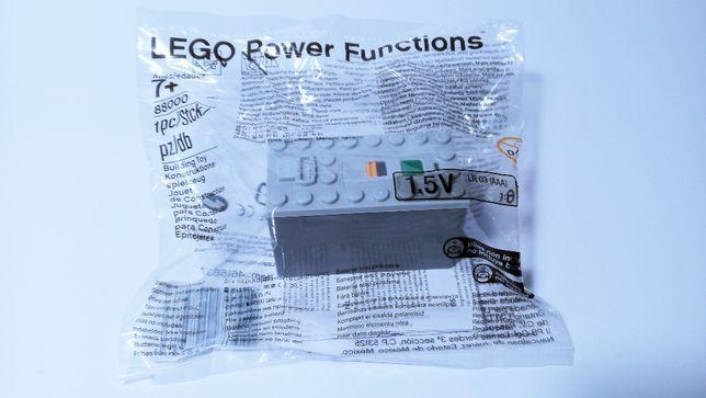 Nowy Lego 88000 Power functions Technic Box na baterie pociąg