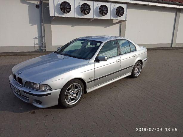 BMW e39 m-pak 3.0d