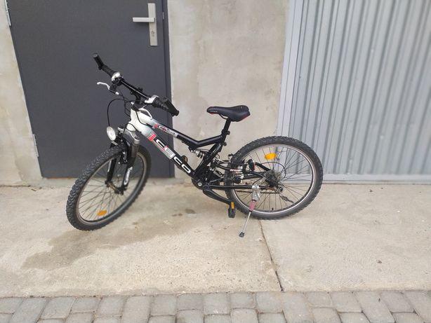 Sprzedam rower górski na aluminiowej ramie