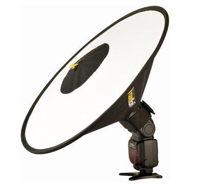 RoundFlash Dish - Dyfuzor do lampy błyskowej