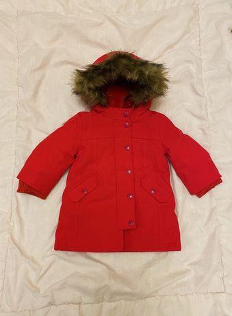 Новая Парка,куртка,пуховик Gap 18-24 мес. осень-зима