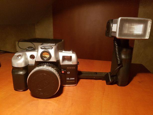 OLYMPIA (CANON) DL-2000 Fotograficzny aparat analogowy - stan idealny