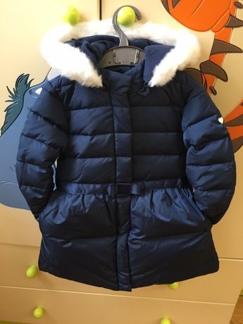 Новое пуховое пальто Chicco (Lenne, Reima, Zara, Next), размер 104