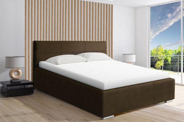 Łóżko tapicerowane, sypialniane Paris , łóżko do sypialni, Promocja!