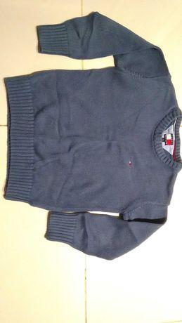Tommy Hillfiger свитер реглан кофта  рост 134 - 140