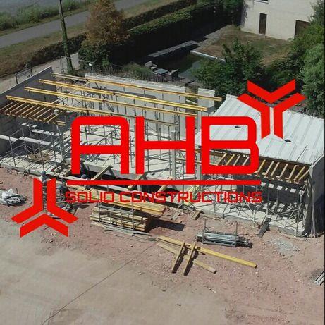 AHB Stawianie budynków
