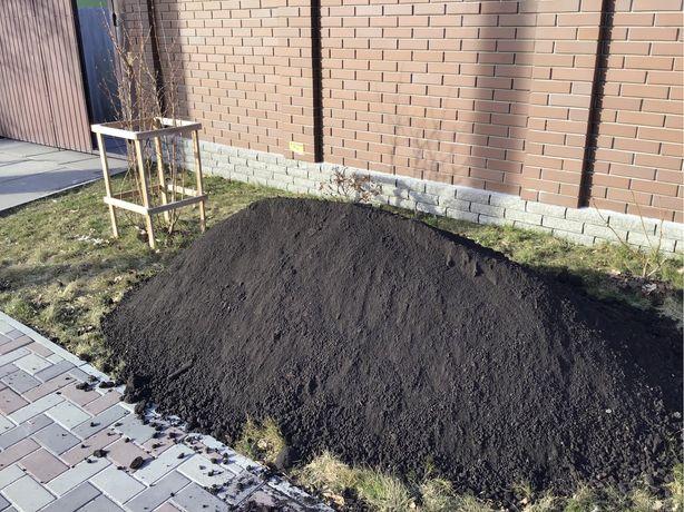 Чернозем плодородный,торфяный чернозем