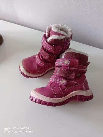 Skórzane buty Lasocki roz. 21 wkładka 13 cm.