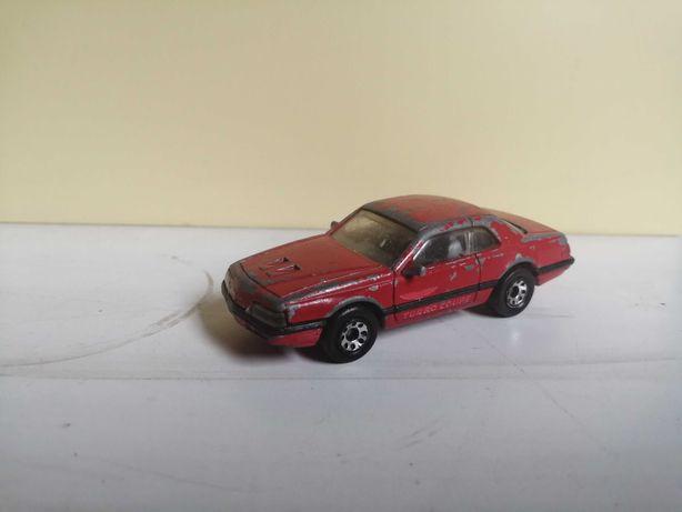 Matchbox t-bird turbo coupe