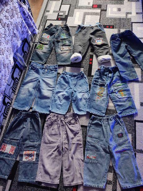 Модные джинсы на мальчика, не дорого