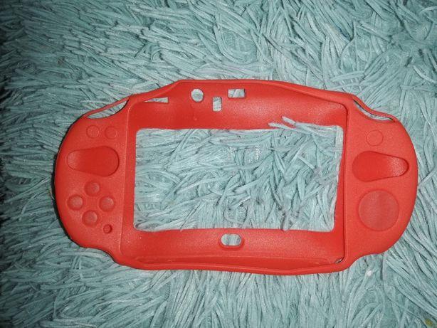 Obudowa silikonowa etui pokrowiec do PS Vita konsoli