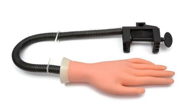 Ręka kosmetyczna dłoń do ćwiczeń z uchwytem