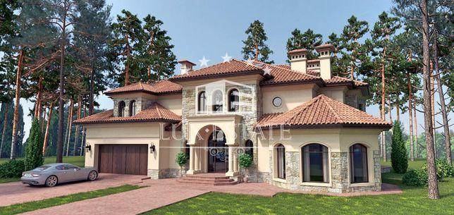 Продам престижный дом охраняемый закрытый городок Дамба Лебедевка