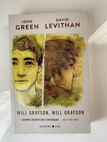 "Książka ""Will Grayson, Will Grayson"" Green/Levithan"