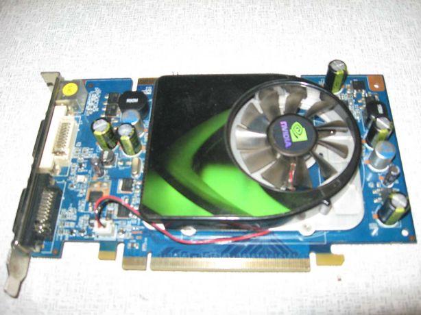 Видеокарта GeForce 8600GT