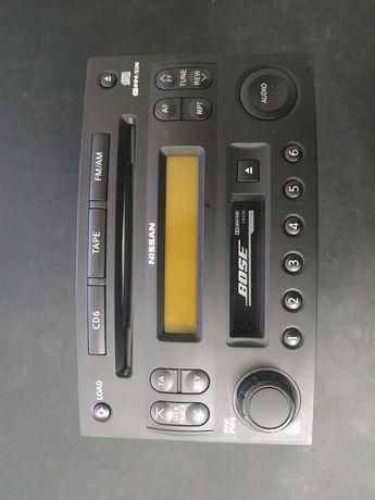 Radio Clarion Nissan 350z
