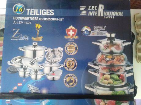 Продам набір посуду Z. P. T. International ZP-1624