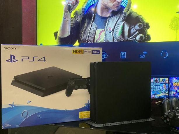 Sony PlayStation 4 slim 500gb ps4