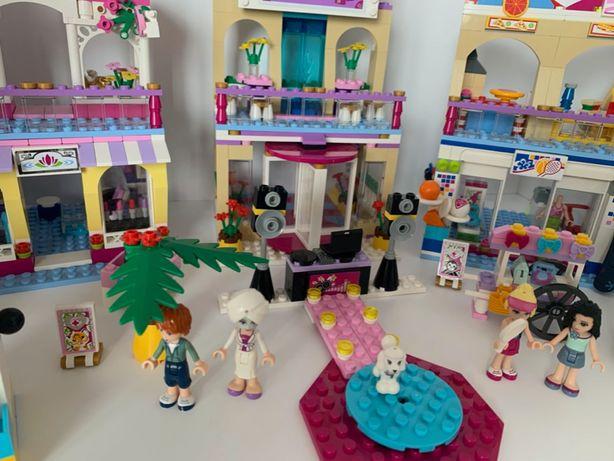 Конструктор Lego Friends Торговый центр Хартлейк Сити 41058. Оригинал