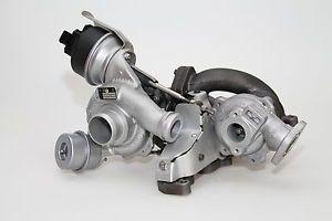 turbosprężarka turbina T5 2.0 BiTDI 180KM biturbo CFCA