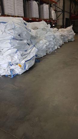 Worki Big Bag ! Do Kiszonki CCM 500-600 kg Nowe ! Z wkładem Foliowym