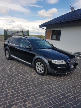 Audi A6 C6 allroad okazja