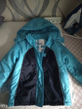 Курточки для мальчика рост 110