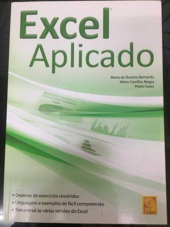 Livro Excel aplicado