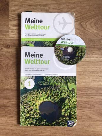 Meine Welttour 1 zestaw + CD