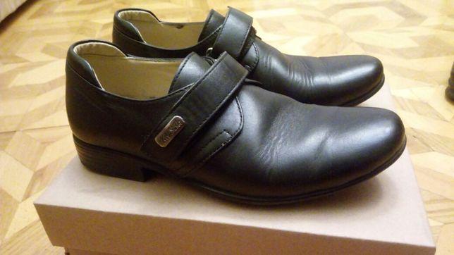 Туфлі, макасіни ,туфли для мальчика кожаные р.30 19-19,5см